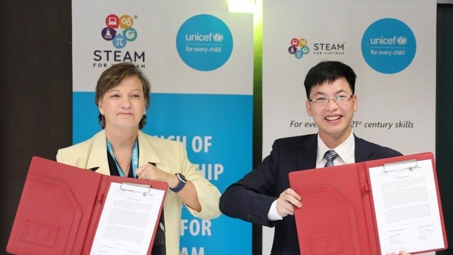 Cơ hội học STEAM chuẩn quốc tế miễn phí cho học sinh Việt Nam