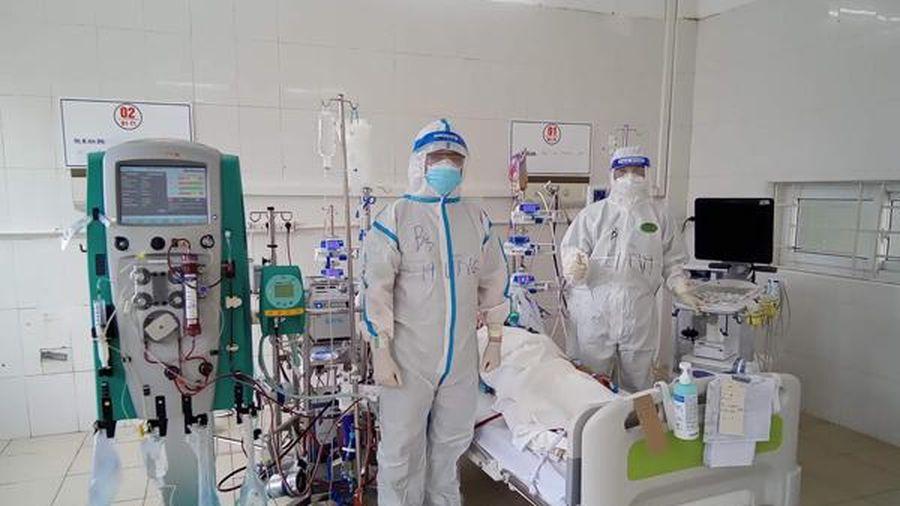 Nữ công nhân trẻ mắc Covid-19, không bệnh nền phải can thiệp ECMO