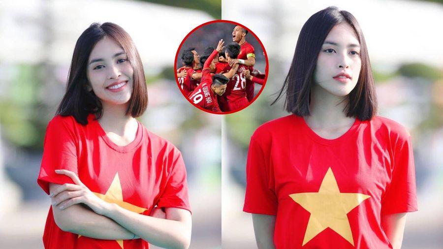 Dự đoán tỉ số trận Việt Nam với UAE: các hoa hậu Tiểu Vy, Đỗ Thị Hà, Lương Thùy Linh 'cược lớn'