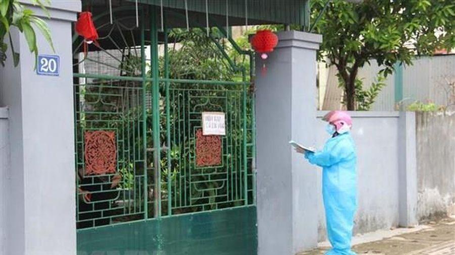 Thông tin về ca mắc COVID-19 tại Việt Nam qua mỗi ngày