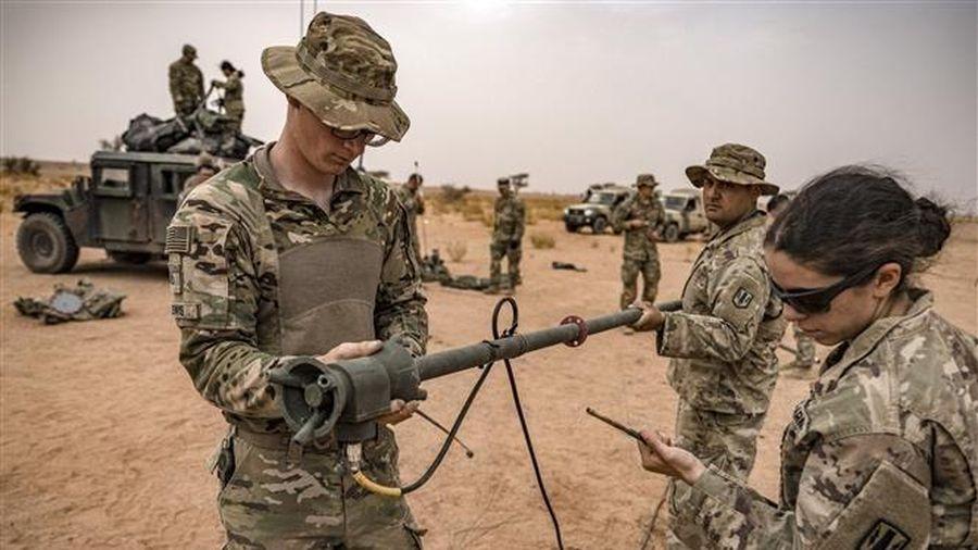 Mỹ và Maroc tham gia tập trận đa quốc gia Sư tử châu Phi quy mô lớn