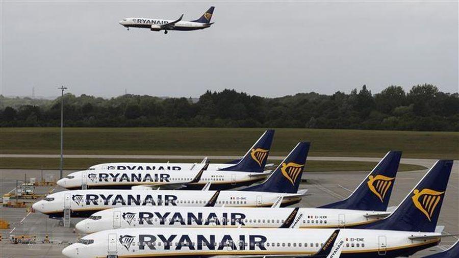 Ryanair kêu gọi khôi phục quyền tiếp cận với không phận Belarus