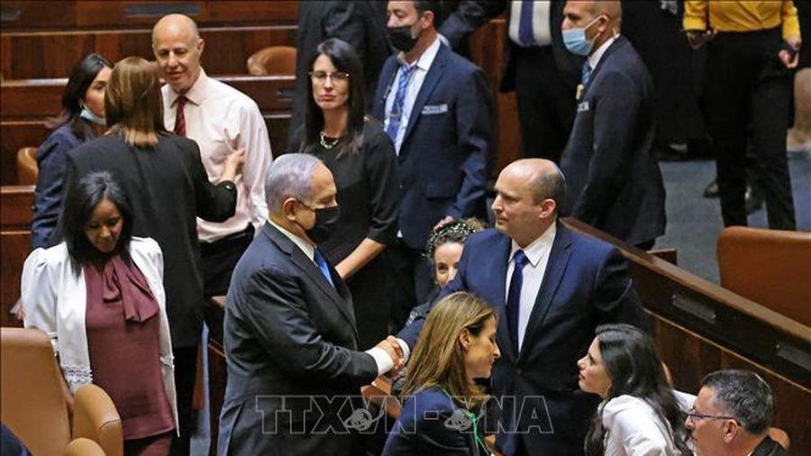 Cục diện bấp bênh trên chính trường Israel