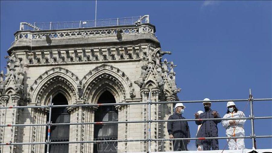 Giáo phận Paris (Pháp) gây quỹ để sửa chữa nội thất nhà thờ Đức Bà