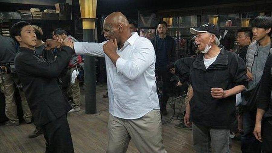 Ngôi sao võ thuật Chân Tử Đan tiết lộ tốc độ ra đòn của Mike Tyson