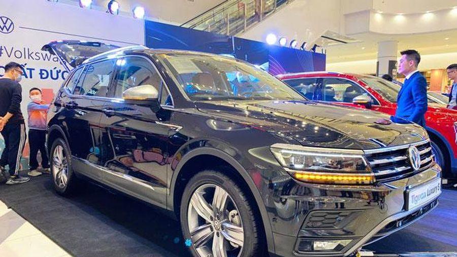 Bảng giá xe Volkswagen tháng 6/2021: Quà tặng 200 triệu đồng
