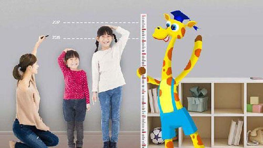 2 phương pháp dự đoán chiều cao của con trong tương lai