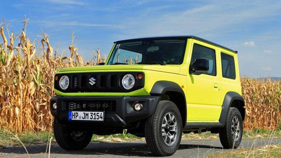 SUV Suzuki Jimny sẽ được phân phối tại Việt Nam trong năm nay?