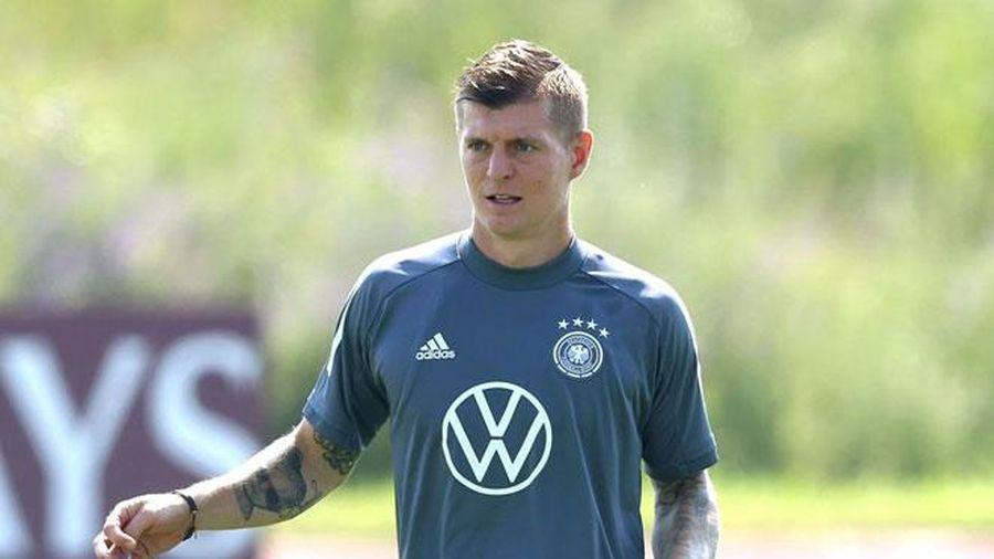 ĐT Đức: Vị thế không còn đảm bảo của Kroos