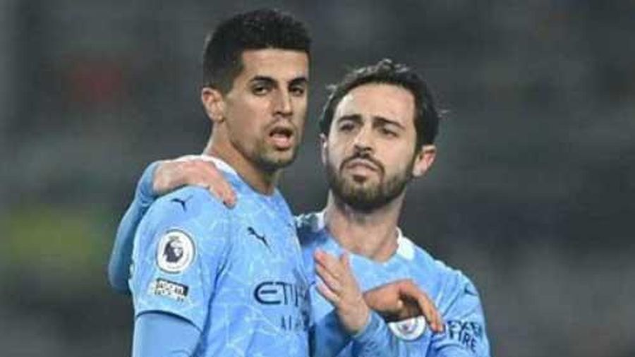 Man City sẽ không để Barca 'lại gần' Cancelo và Bernardo