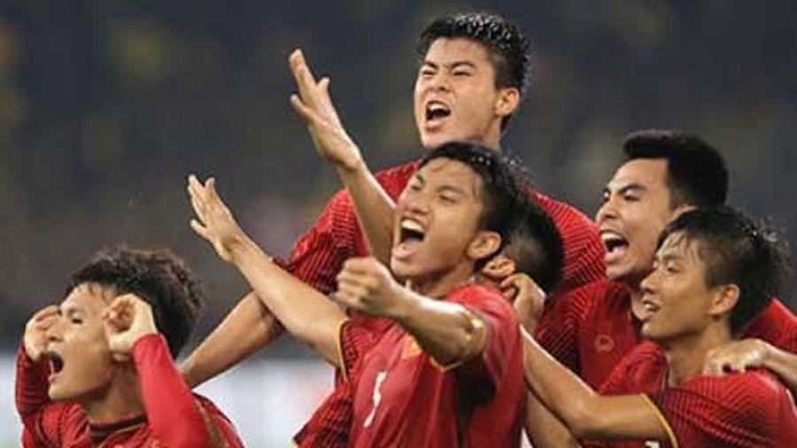 Nhà tài trợ Hưng Thịnh treo thưởng lớn nếu ĐT Việt Nam đạt kết quả tốt trước UAE