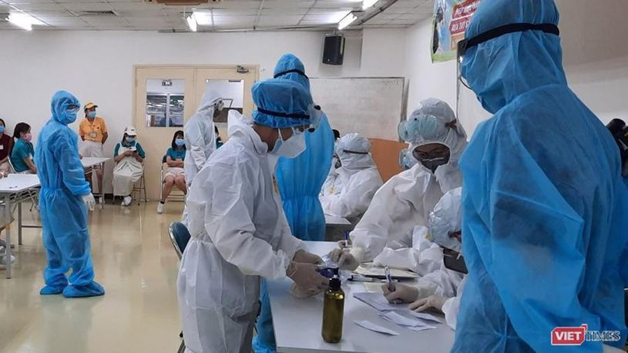 TP.HCM liên tiếp ghi nhận số ca nhiễm rất cao, nhiều ổ dịch cộng đồng
