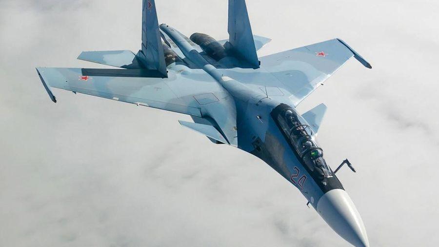 Báo Trung Quốc: Su-30 Nga khiến phi công F-35 Mỹ 'bỏ chạy mất dép' ở Syria