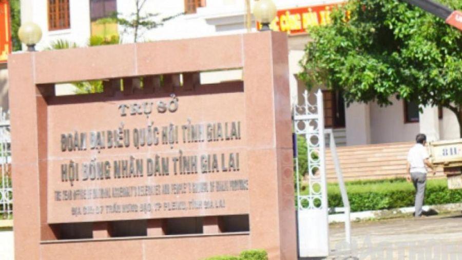 Bắt tạm giam cựu Phó chánh Văn phòng HĐND tỉnh Gia Lai