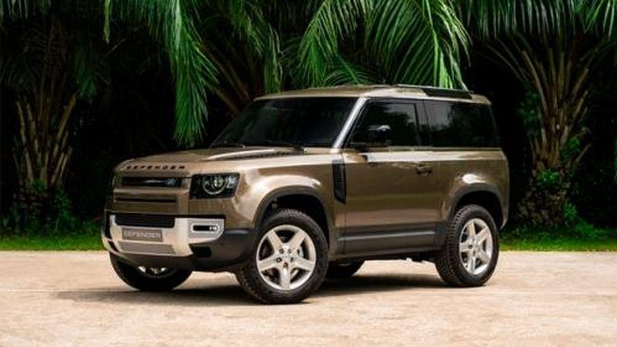 Land Rover Việt Nam trình làng Derender 90, giá thấp nhất gần 4 tỷ đồng