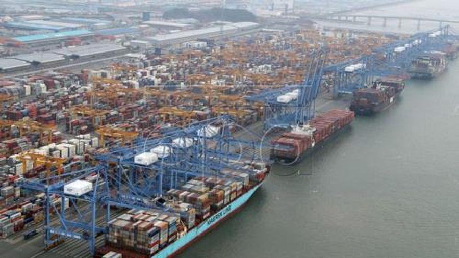 BoK: Kinh tế Hàn Quốc tăng trưởng nhanh hơn dự kiến trong quý I/2021