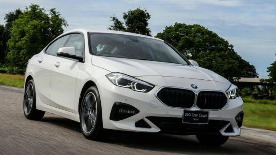 Thêm mẫu coupe của BMW ra mắt, đậm chất thể thao