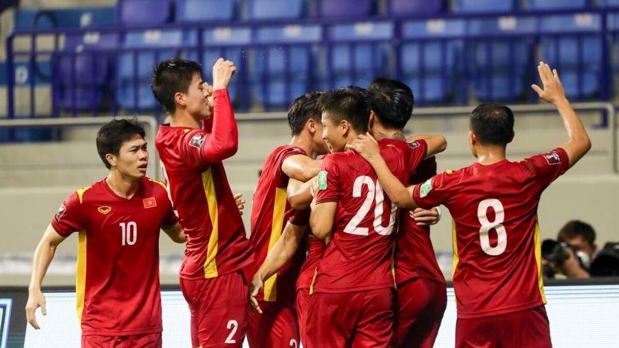 Tuyển Việt Nam phá kỷ lục điểm số của Thái Lan ở vòng loại World Cup