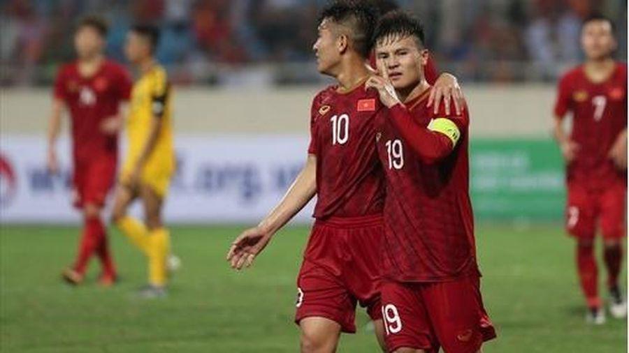Đội hình dự kiến tuyển Việt Nam gặp UAE: Quang Hải trở lại