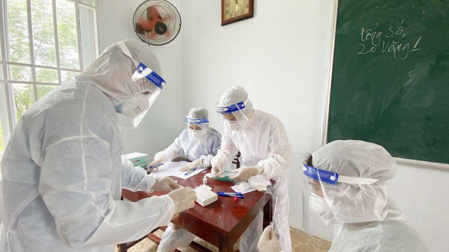 Sáng 15/6, Hà Tĩnh ghi nhận thêm 3 ca dương tính với virus SARS-CoV-2