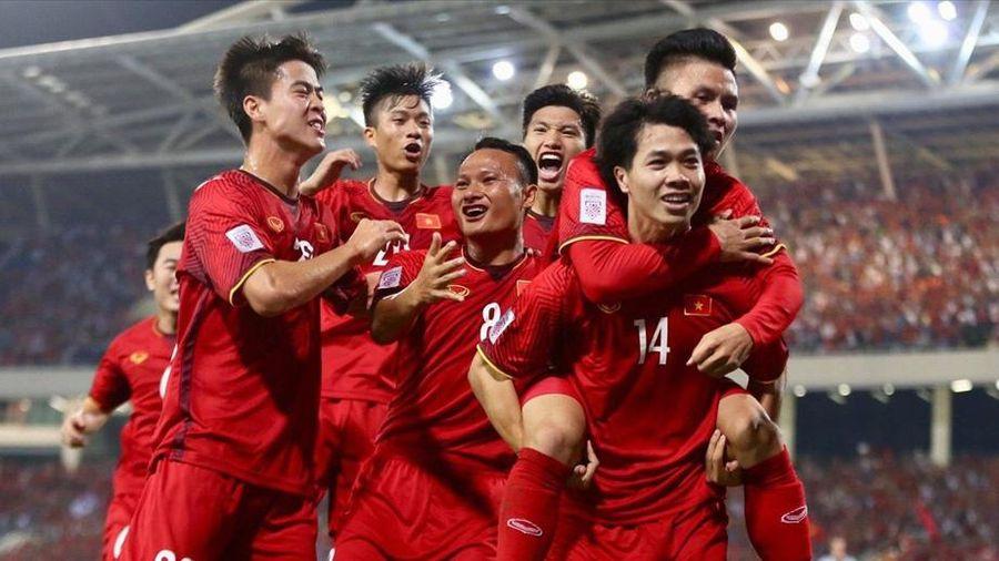 Trước giờ G: Tập đoàn Hưng Thịnh treo giải thưởng 2 tỷ đồng nếu Đội tuyển Việt Nam cầm hòa được UAE
