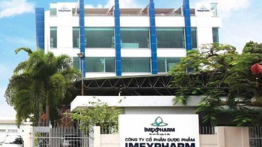 Quỹ ngoại Singapore nhận chuyển nhượng xong 5% vốn Imexpharm từ VinaCapital