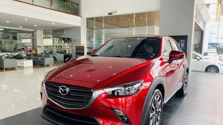 'Tân binh' Mazda CX-3 vượt doanh số Hyundai Kona