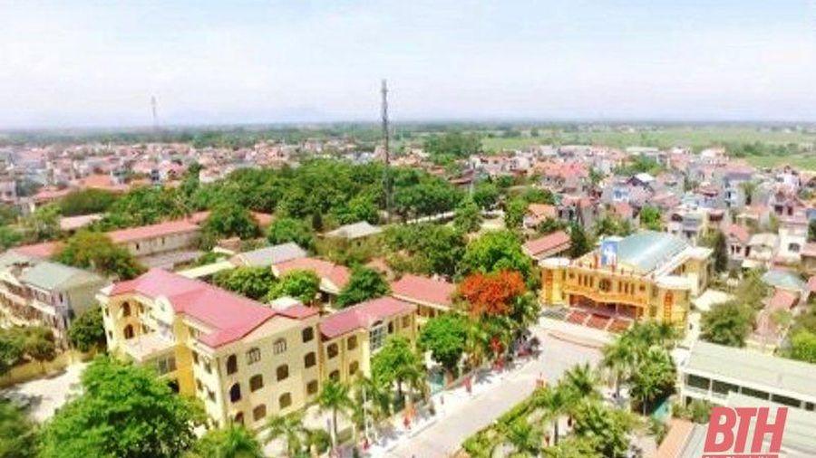 Đến năm 2030, huyện Thiệu Hóa sẽ hình thành nhiều khu đô thị mới