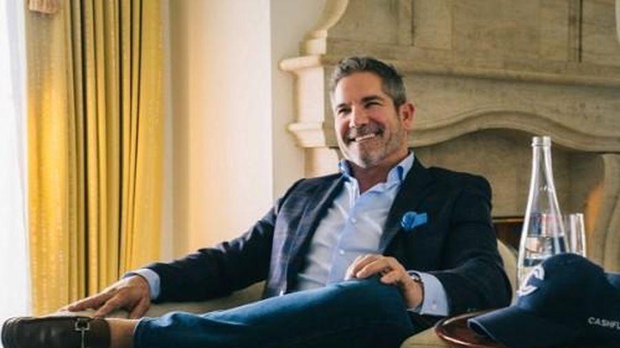 Triệu phú tự thân Grant Cardone và cách làm giàu ngược đời: Luôn tìm cách để 'không một xu dính túi'