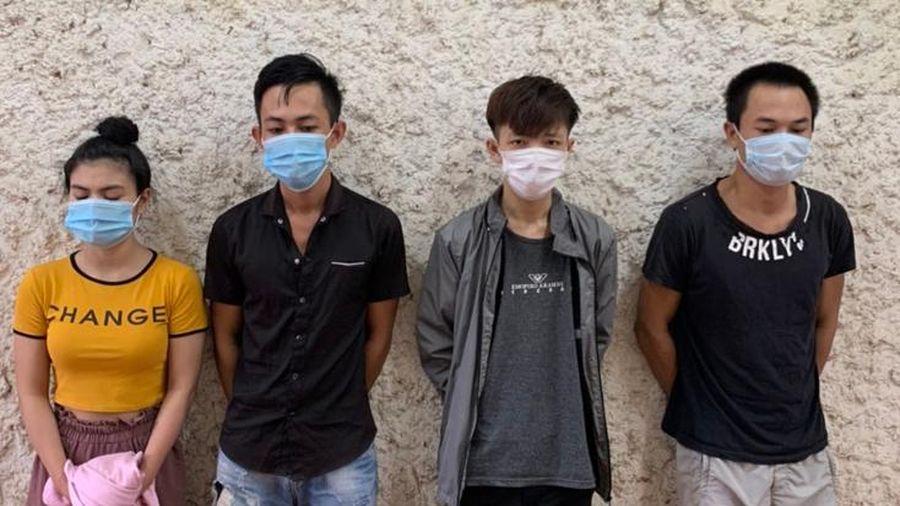 Công an huyện Quảng Ninh liên tiếp bắt nhiều vụ, đối tượng tàng trữ trái phép chất ma túy