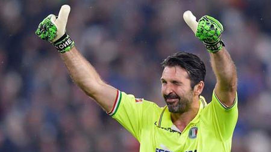 Buffon trở lại Parma để đến World Cup