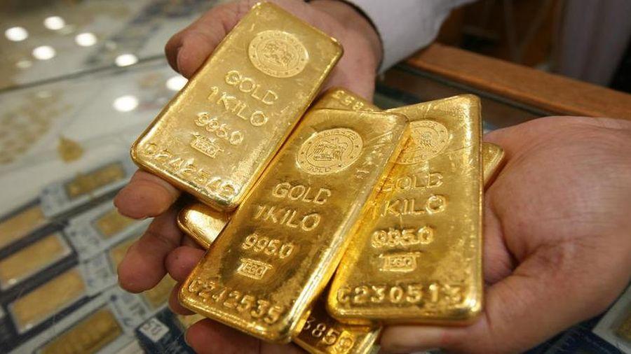 Giá vàng hôm nay bất ngờ giảm mạnh