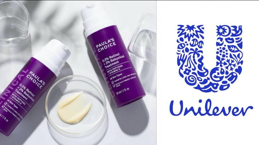 Unilever thâu tóm thương hiệu mỹ phẩm Paula's Choice