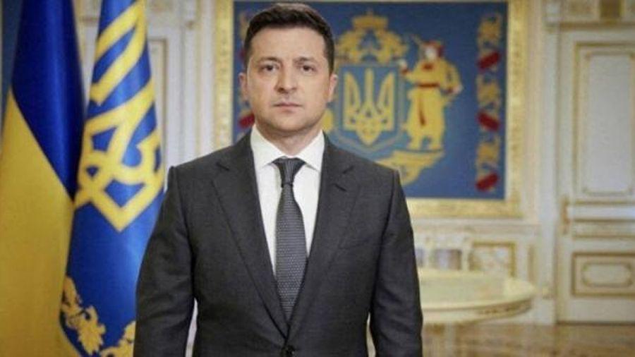 Tổng thống Ukraine sẽ phản đối đến cùng Nord Stream 2