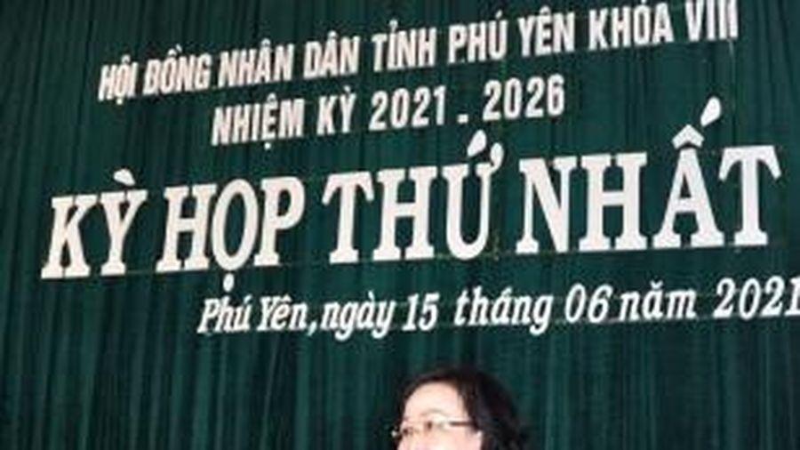Phú Yên có tân Chủ tịch HĐND tỉnh