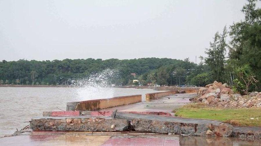 Hải Phòng: Triển khai thực hiện Đề án phòng, chống sạt lở bờ sông, bờ biển