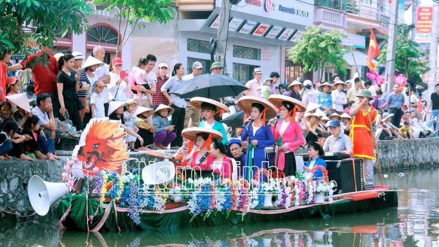 Nam Định: Làng Trà Lũ xưa - Vùng quê mang đậm giá trị văn hóa truyền thống