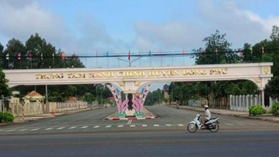 Cách tất cả chức vụ trong Đảng một Giám đốc Trung tâm y tế ở Bình Phước