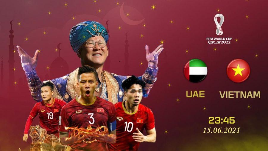 Biếm họa 24h: 'Thần đèn' Park Hang Seo đưa ĐT Việt Nam vào vòng loại 3 World Cup 2022?