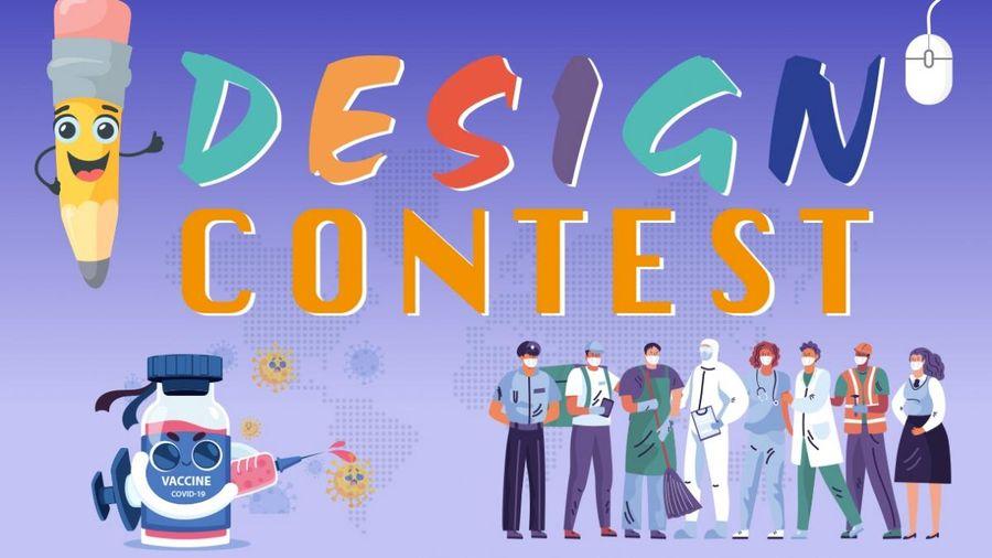 Cuộc thi thiết kế 'Cùng nhau chiến thắng Covid-19' với tổng giải thưởng hơn 100 triệu đồng