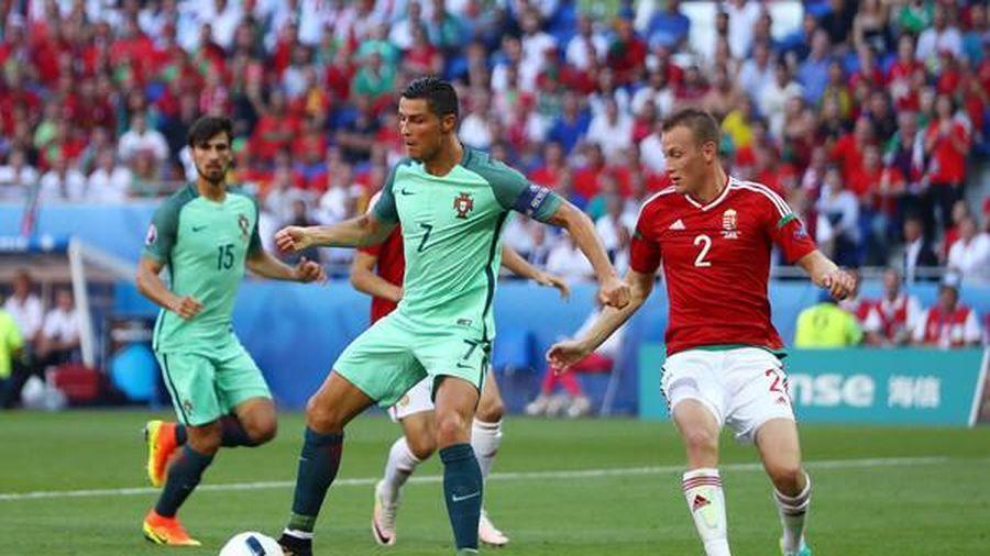 Trực tiếp bóng đá Hungary vs Bồ Đào Nha EURO 2020
