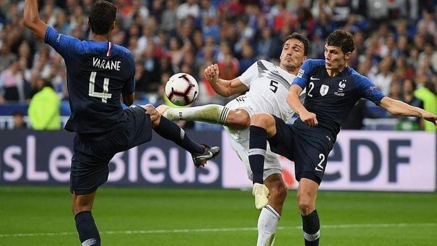 Trực tiếp bóng đá Pháp vs Đức EURO 2020