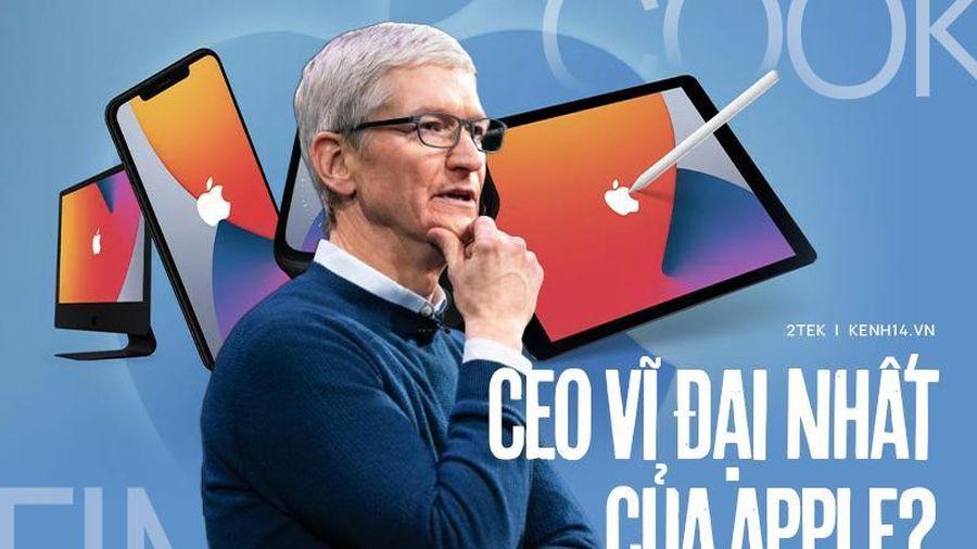 Những sự thật hài hước về Tim Cook, kẻ kế thừa vĩ đại của Steve Jobs