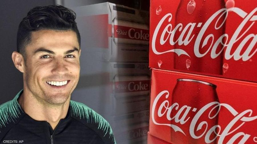 Chỉ một hành động nhỏ, Ronaldo khiến Coca-Cola thiệt hại 4 tỷ USD