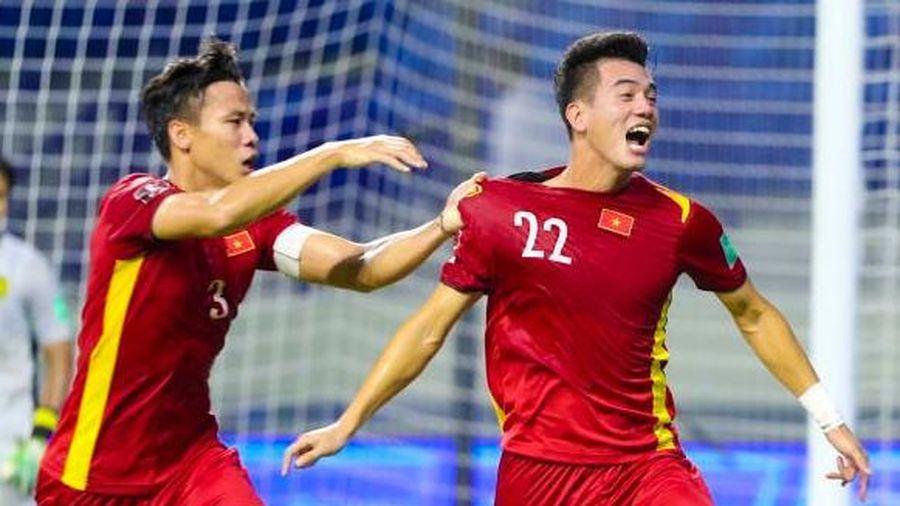 ĐT Việt Nam có nhiều cơ hội dự World Cup 2022 hơn cả ĐT Trung Quốc