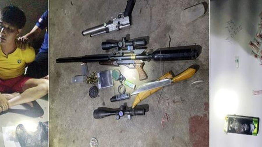 Bị vây bắt, 'trùm' ma túy ngỏ ý 'biếu' Cảnh sát 1 tỷ đồng