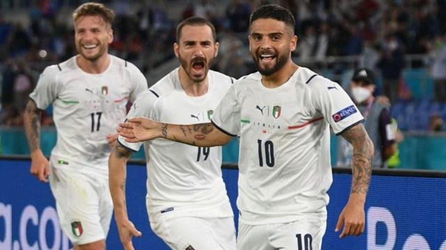Euro 2020 ngày 16/6: Thổ Nhĩ Kỳ gặp Xứ Wales, Italia đối đầu Thụy Sĩ
