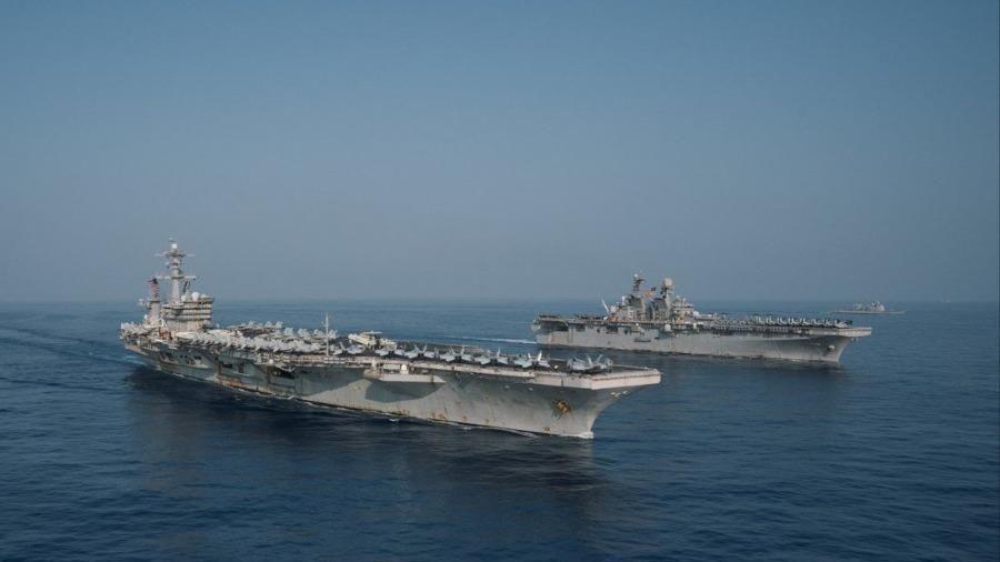 Mỹ tính lập Lực lượng Đặc nhiệm Hải quân thường trực TBD đối phó TQ