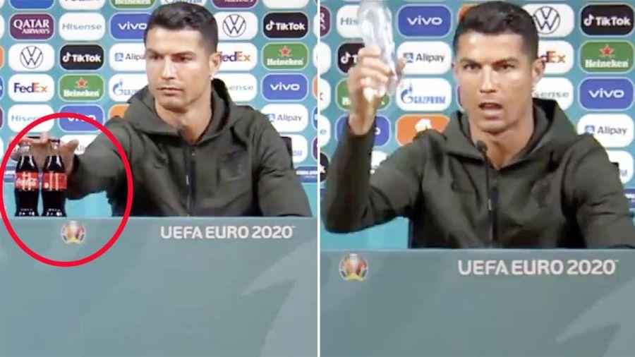 Nhà tài trợ Euro 2020 bị Ronaldo 'gạt sang một bên' nói gì?