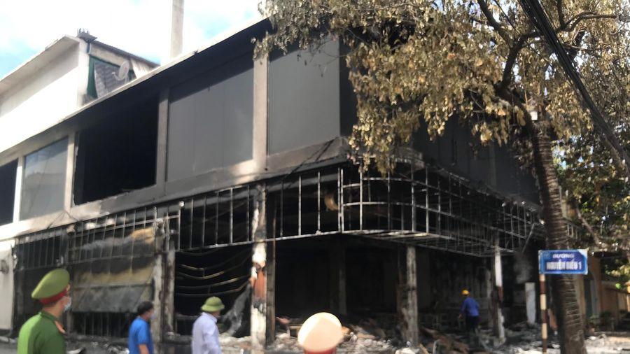 Vụ cháy 6 người chết: Hai nạn nhân cố chạy vào nhà tắm lánh nạn